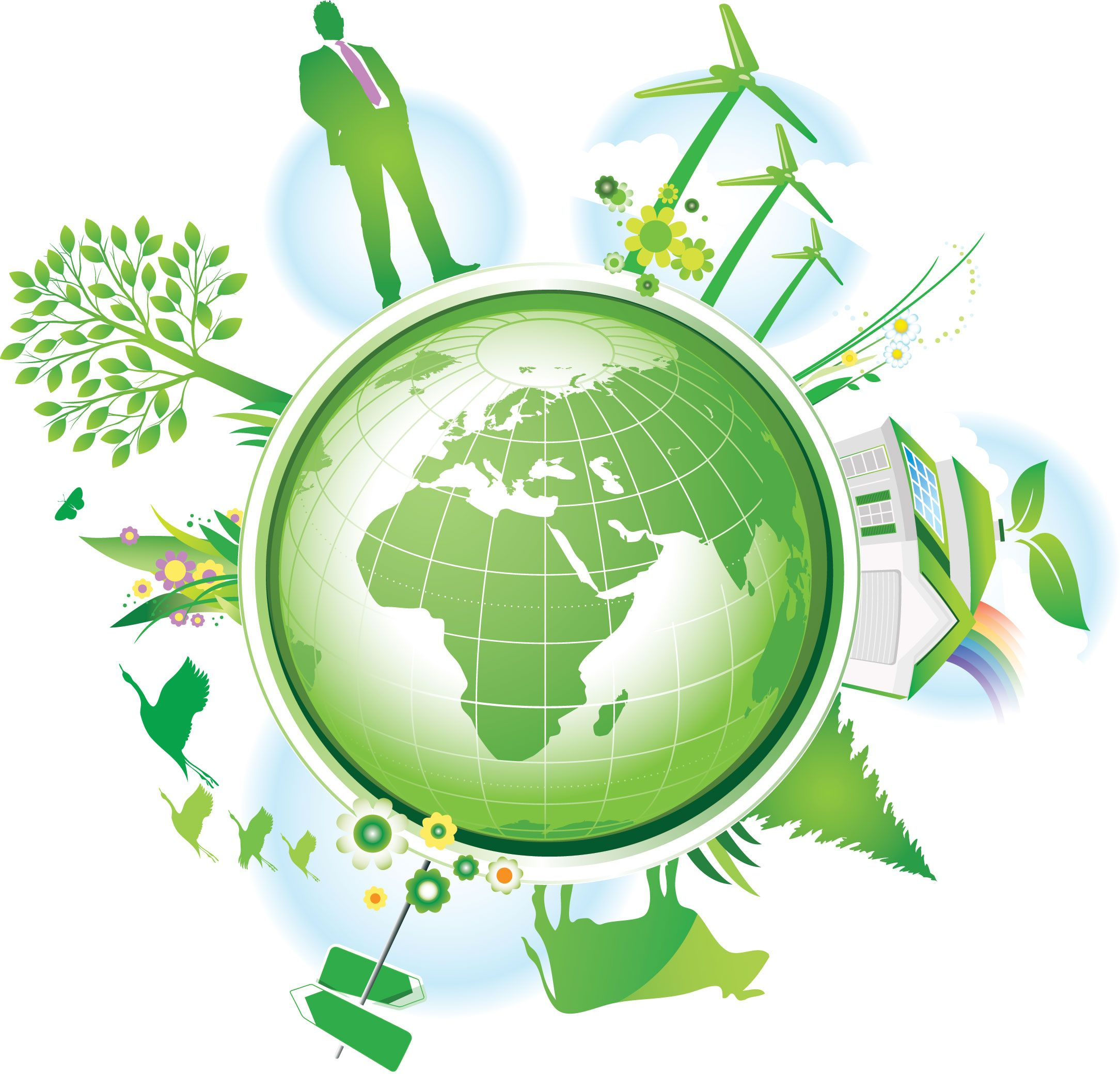 How Green Technology Helps In Saving Energy And Money?